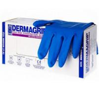 Перчатки  DERMAGRIP (25пар) разм. M