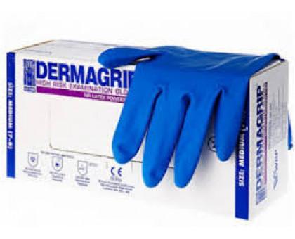 Перчатки  DERMAGRIP (25пар) разм. XL