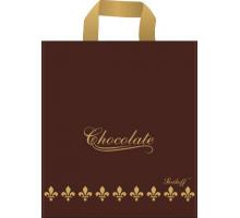 Пакет пет. 30*34 М Шоколад корич. 90мк С 1/50/700