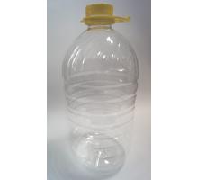 Бутылка пэт. 5 л. 1/32 шт.