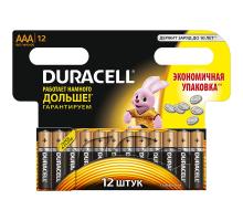 Батарейки DURACELL Basic BL-12 LR03 1/12/144