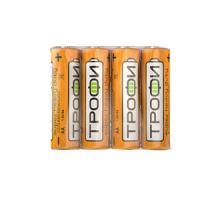 Батарейки Трофи R03 SR-4 пленка 1/4/60/1200