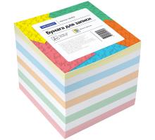 Блок д/записей OfficeSpacе 9*9*9 цветной 1000л1/12