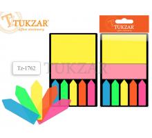 Блоки д/записей набор ассорти 1/24 TZ 1762