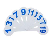 Касса-веер цифры до 20 Стамм