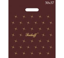 Пакет прор. 30*37 Луч коричневый 90мк С 1/50/1000