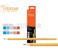 Н-р карандашей 6шт.(2Т,Т,ТМ,М,2М)  TZ5904