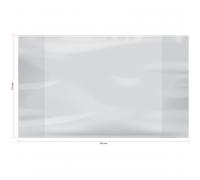 Обложка 210*350 д/тетрадей ПЭ 40мк ArtSpace1/500