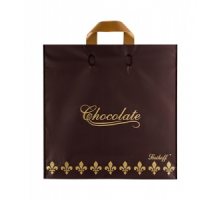 Пакет пет. 40*40 Б Шоколад корич. 95мк С 1/50/400