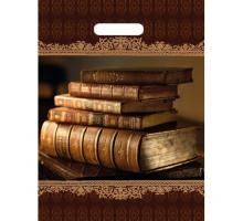 Пакет пр. 31*40 (60) Книги 1/50/500 ПВД ТИКО