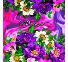 Сумка 40*42 Розы